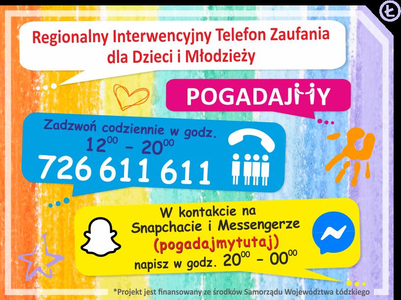 Interwencyjny Telefon Zaufania dla Dzieci i Młodzieży